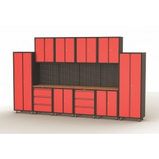NDS Modular Garage Storage Equipment